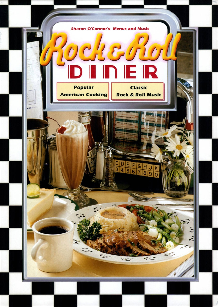 Rock And Roll Diner Menus And Music