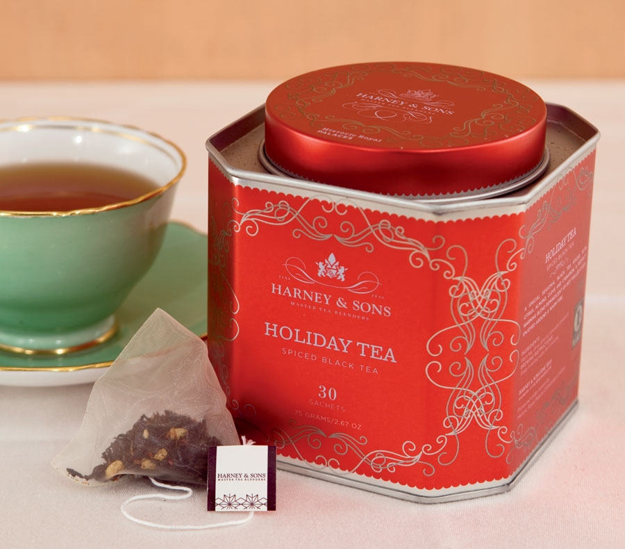 Holiday Tea From Harney Amp Sons