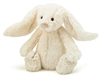 Cream Bunny by Jellycat