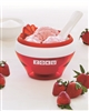 Red Zoku Ice Cream Maker