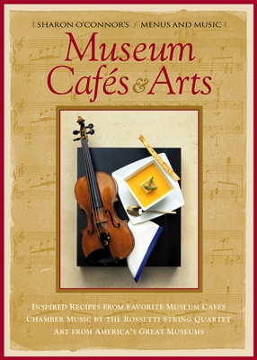 Museum Cafes and Arts, Menus and Music