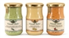 Classic French Mustards- Green Tarragon, Provencal and Dijon