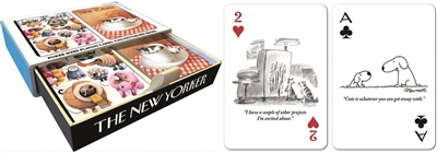 New Yorker Magazine Playing Cards