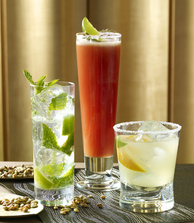 Three Perfect Drinks from Salsa! by Sharon O'Connor