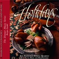 Holidays CD