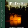 Dinners for Two CD