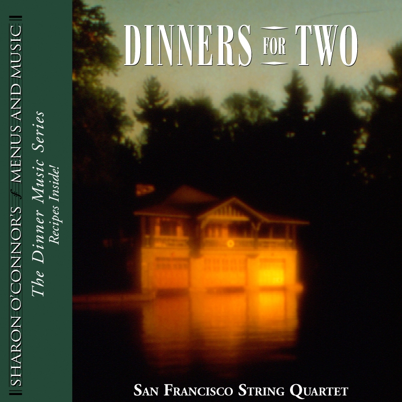 Dinners For Two Cd Dinner Music Series