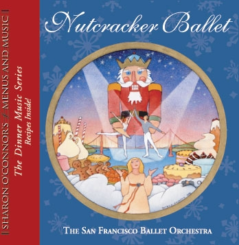 Nutcracker Ballet CD
