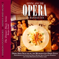 Dining and the Opera in Manhattan CD