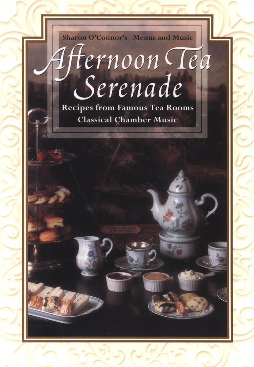 Afternoon Tea Serenade Menus And Music