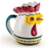 "Deruta 4.5"" Rooster Pitcher"