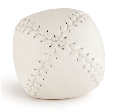 Off-White 1870's Lemon Peel Baseball Replica