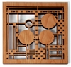 Coonley Playhouse Trivet