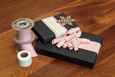 Set Of 2 Paper Ribbons