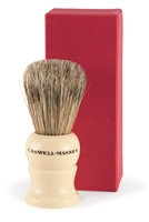 Caswell-Massey Shaving Brush w/ Badger Bristles