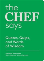The Chef Says Book
