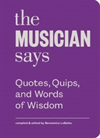 The Musician Says Book