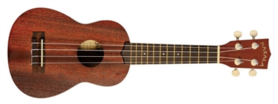 Soprano Ukulele with Starter Kit