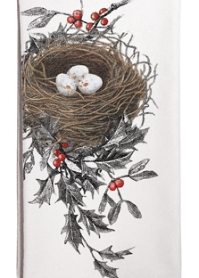 Christmas Nest Towel