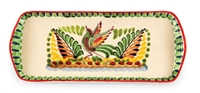 "Gorky 13.5"" Platter - Singing Bird"