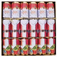 Santa Christmas Crackers