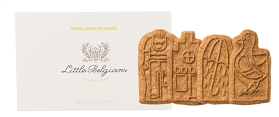 Little Belgians speculoos cookies