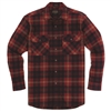 Pendleton Flannel Shirt in Burnside Plaid Red