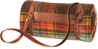 Pendleton Blanket in Great Smoky Mountains