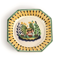Ceramic Rooster Tapas Plate