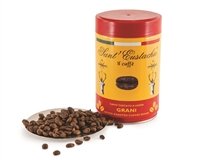 Can of Sant' Eustachio Coffee Beans