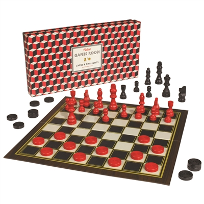 Chess and Checkesr Games By Ridley