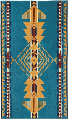 Eagle Gift Towel by Pendleton