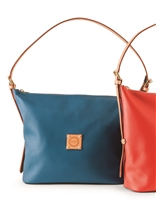 Portofino Blue Martino Bag