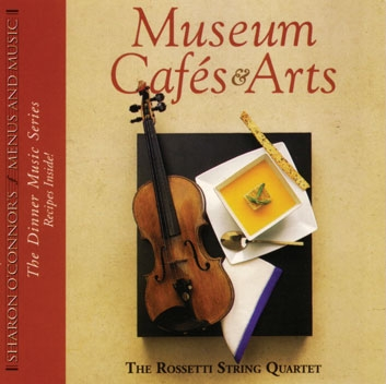 Museum Cafes & Arts CD