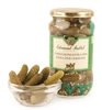 Glass jar of Edmond Fallot Cornichons