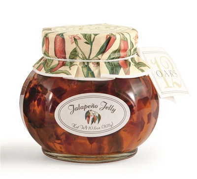 Jalapeno Jelly By 12 Oaks