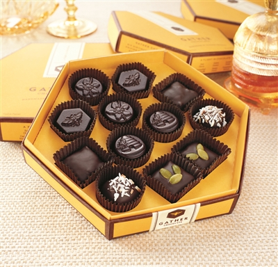 Gather Chocolate 12 Piece Gift Assortment