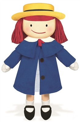 Madeline Soft toy