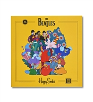 The Beatles Socks Yellow Box - Men