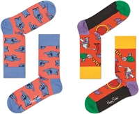 Beatles Socks Pair
