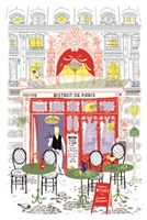 Bistro French Kitchen Towel