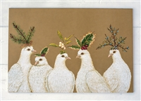 Peaceful Doves Placemats