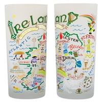 Map of Ireland Drinkware