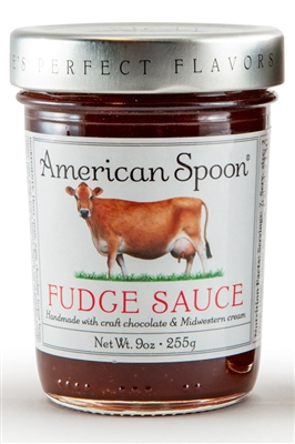 Chocolate Fudge Sauce by American Spoon