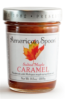 Salted Maple Caramel by American Spoon