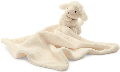 Bashful Lamb Soother Blanket