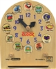 Children's Learning Clock