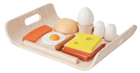 Breakfast Menu Playset