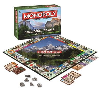 National Parks Monopoly