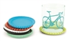 Stacking Silicone Coaster Set